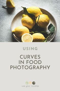 Using curves in food photography - Use Your Noodles Best Food Photography, Photography Rules, Photography Lighting, Easy Shots, Perfect Food, Food Styling, Styling Tips, Food Hacks, Vegan Recipes