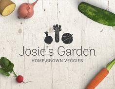 garden branding inspiration ~Business Logo  Logo Design  Premade Logo  by StudioTwentyNine