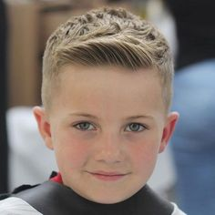 Boys Haircuts - Tapered Sides with Side Swept Fringe - Best Boys Haircuts: Cool Hairstyles For Little Boys - Cute Cuts and Styles For Baby Boy Young Boy Haircuts, Boys Haircuts 2018, Trendy Boys Haircuts, Boy Haircuts Short, Little Boy Hairstyles, Toddler Boy Haircuts, Cute Hairstyles For Kids, Haircuts For Curly Hair, Hairstyles Haircuts