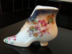 Shoe Porcelain Handpainted Limoges | eBay