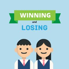 Boom Cards - Social Story: Winning and Losing