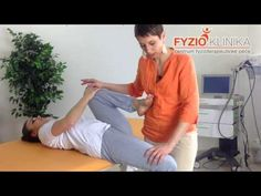 Protažení svalů beder, kyčlí a stehen - YouTube Youtube, Victoria, Workout, Health, Exercises, Sport, Deporte, Health Care, Work Out