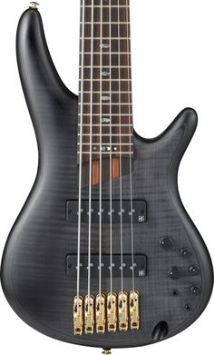 Ibanez SR1406EBIF Premium SR Series 6-String Bass Guitar