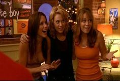 I miss this trio on OTH, yes I'm a huge nerd that loves OTH...even though I preferred Brooke with Lucas... :)