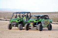PROJECT UTV: Kawasaki Teryx Racer