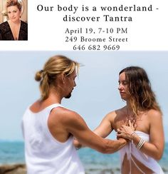Event alert!! (Our first event at 249 Broome ;)) Join us this Wednesday and explore Tantra.  Tantra- this ancient practice helps: Cultivating our sexual energy to infuse magic and purpose in our lives. Expanding our body's range of feeling pleasure. Feel more. Intensity. Bliss. Freedom. Love.  Join us as we discuss these questions and more. Learn embodiment techniques to expand your expression of sexual energy with yourself and others.  We will be doing a yoni egg meditation in class. You…