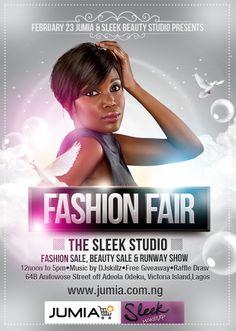 384b7018794 Fashion Sale  Jumia Sleek Fashion Fair and Runway Show This Saturday -  Olori Supergal !