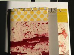 Encarga tu libreta japonesa Sabrinasampere@gmail.com Papeles vintage, dibujos originales, tus cartas, manuscritos.... En una libreta.
