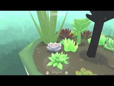 Viridi Plant Simulator Game (grow your own virtual succulent garden) — Ice Water Games — coming soon to Android and iOS