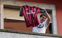 Kakà e Matri già grande intesa al Milan #Calcio