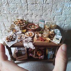 Miniature table