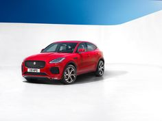 The Jaguar E-PACE FIRST EDITION is available for the first year of sales. It comes with a choice of diesel engine with 180 hp or petrol engine with 249 hp both paired to 9-speed automatic ZF transmission.  #Jaguar #EPACE #JAGUAREPACE
