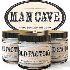 man cave candle - Google Search