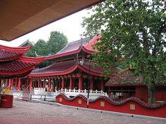 Ancient Chinese temple, Semarang