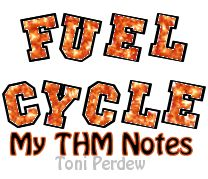 Recipe/Meal Ideas for Deep S, FP, and E meals for the THM Fuel Cycle, page number references, etc.