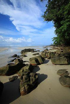 Kutakarn beach front, Koh Kut, Thailand