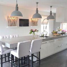 Wow kitchen picture from pinterest! #inspo #interior #interiør #interiorinspo…