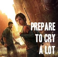 Alternative Video Game Titles // The Last of Us