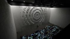 2012 Yeosu EXPO HYUNDAI MOTOR GROUP _ Hyper-Matrix. Hyper-Matrix is a kinetic landscape installation created for the Hyundai Motor Group Exh...