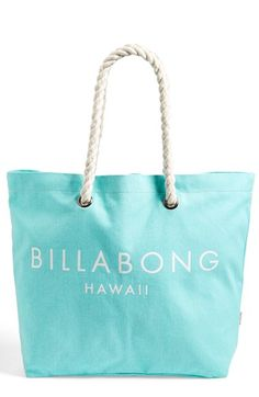 Billabong+'Essential'+Tote+available+at+#Nordstrom