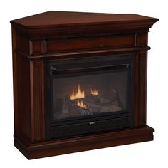 corner ventless gas fireplaces | ventless gas stove heater fireplace ...
