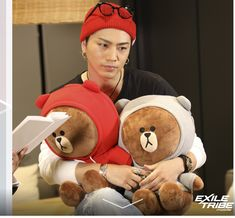三代目j Soul Brothers, Full Moon, Teddy Bear, Harvest Moon, Blue Moon, Teddy Bears, Teddybear