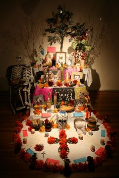 altar for the dead | Katie Cowden | Flickr