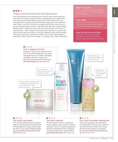 Nu Skin ageLOC Body Shaping Gel Featured in New Beauty Magazine Galvanic Body Spa, Nu Skin Ageloc, Beauty Magazine, Liposuction, How To Slim Down, Body Shapes, Good Skin, Spring 2014, Tips