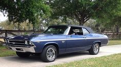 1969 Chevrolet Chevelle SS HP, presented as lot at Kissimmee, FL 2016 - 1969 Chevy Chevelle, Chevrolet Corvette, Chevy Muscle Cars, Sweet Cars, American Muscle Cars, Cool Cars, Dream Cars, Classic Cars, Super Sport