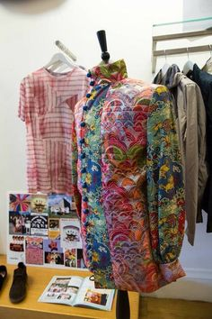 Paul McCartney's Magical Mystery Tour jacket designed by the Fool.