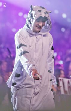 CHANNIE IN A ONESIE