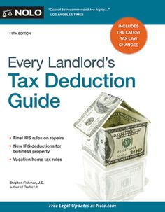 The tax benefits of a landlord becoming a licensed real estate agent.