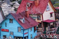 crooked little houses by anna carter on 500px