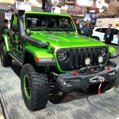 The all new 2018 Jeep Wrangler. Its time for the #LAAutoShow this Friday through December 10