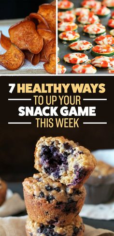 7 Healthy Snacks You Need To Try Immediately