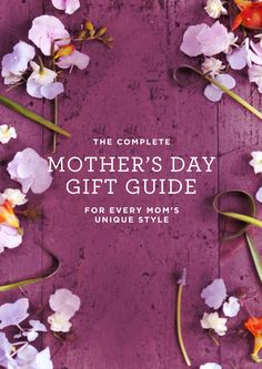 #MothersDay gift guide | Rivet  Sway