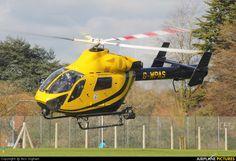 G-WPAS United Kingdom Police Services MD Helicopters MD-902 Explorer