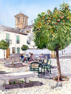 Plaza Carniceros, Albaicin