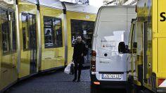 Transportation Ⅰ - Berlin, Alexanderplatz