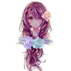 Anime girl Anime Otaku ❤ liked on Polyvore featuring anime, art, manga, anime girl and backgrounds