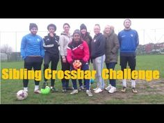 New Year 2016 Special - Sibling Crossbar Challenge Ft. Reuben Noble-Lazarus - YouTube