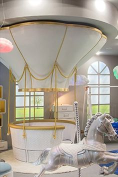 Discover the ultimate luxury furniture for a kids room with a shape of a Hot Air Balloon. . . #circumagicalfurniture #magicalfurniture #kids #kidsroom #kidsbedroom #kidsinteriors #kidsinteriordecor #kidsfurniture #kidsroomdecor #kidsmirror #kidsideas #interiordesign #luxurydesign #interiordesigner #architecture #bedroomdecor #playroom #playarea