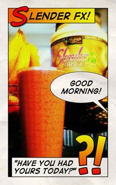 Repin or Like if you feel like a Superhero when you take Youngevity in the morning!