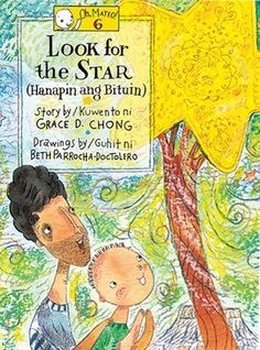 Follow the adventures of endearing 6-year-old Mateo, a farmer's son from Umingan, Pangasinan. Teo meets odd people and stumbles into strange situations, but in every encounter his admirable character shines through. Teo's example inspires children to love God and others in everyday life.   Teo is alarmed.  From his window he can't see the giant parol that Ka Iking and Ka Ostang hung in their acacia tree.  Where could the star be?    #ohmateo #gracechong