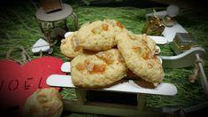 Cookies aux clémentines confites