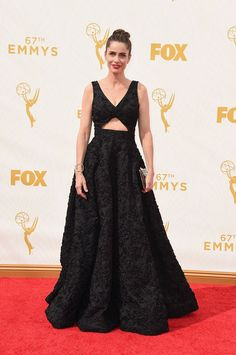 Every Single Emmy Awards Dress You Need to See Is Right This Way!