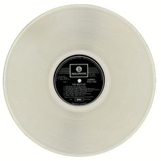 The Beatles: White Album Vinyl LP Record