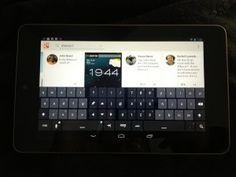 Brad's Blog   Nexus 7: Anticipation/Actualization/Aftermath Part 2