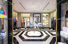 Fivestory Boutique in Manhattan! It's 5 stories of designer goodies