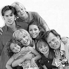 Home - Stephen Collins Barry Watson, Mackenzie Rosman, Beverley Mitchell, Stephen Collins, Seven Heavens, 7th Heaven, Jessica Biel, 90s Kids, Favorite Tv Shows